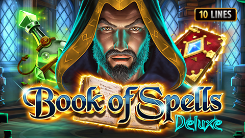BOOK OF SPELLS DELUXE