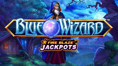 FIREBLAZE: BLUE WIZARD