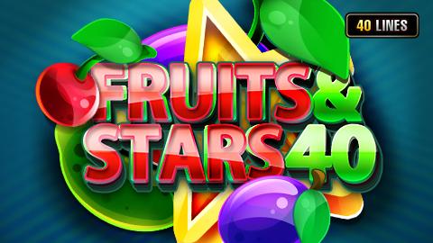 FRUITS & STARS 40
