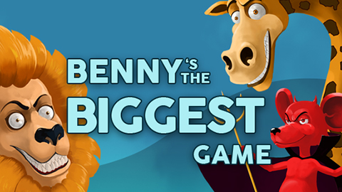 """BENNY""""S THE BIGGEST GAME"""