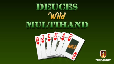 DEUCES WILD MULTIHAND